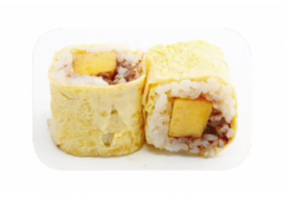 MS6 Maki nutella mangue bio